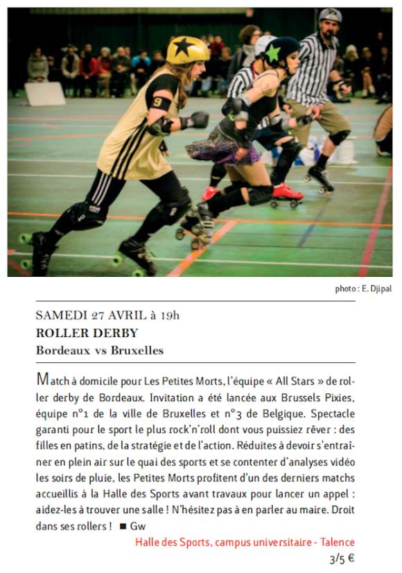 Capture Roller Derby -2