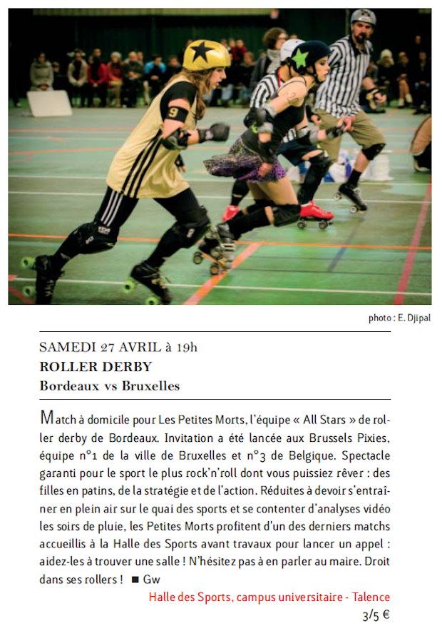Capture Roller Derby -2