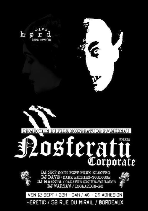 NOSFERATU ciné concert 1209