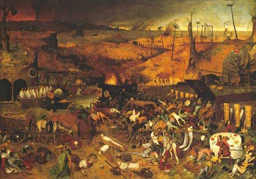 Le Triomphe de la Mort - 500