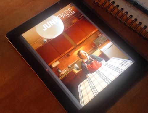 Junkpage 33 iPad 500
