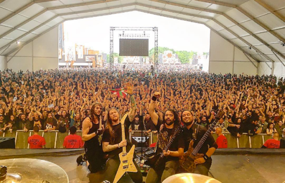 HAVOK Hellfest