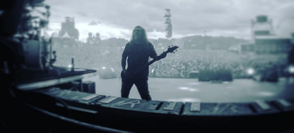 SLAYER HELLFEST