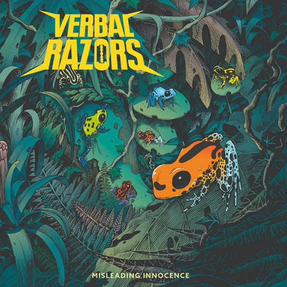 VERBAL RAZORS LP