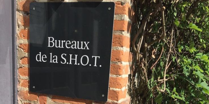 Bureaux de la S.H.O.T. à Tours