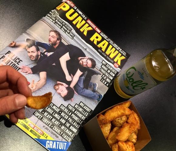 Punk Rawk Mag Capbreton