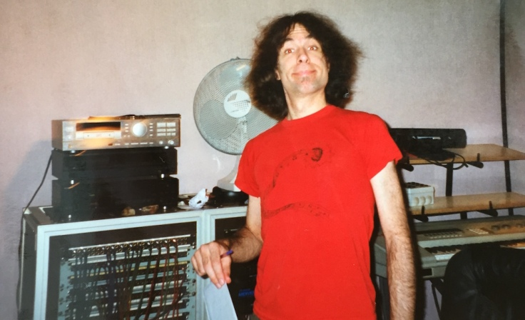 Burning Heads - studio Blow Up - Jack Endino Paris